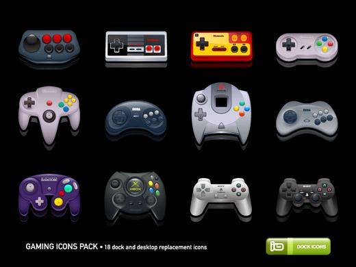 скачать игровые иконки: