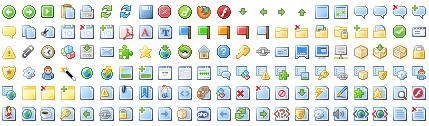 бесплатные иконки  icons_app