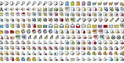 бесплатные маленькие иконки