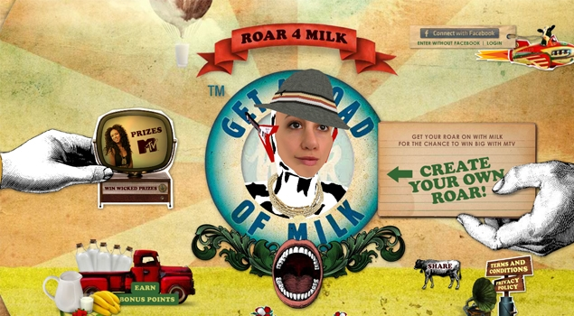 roar4milk